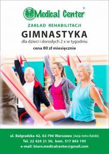 Gimnastyka dla dorosłych